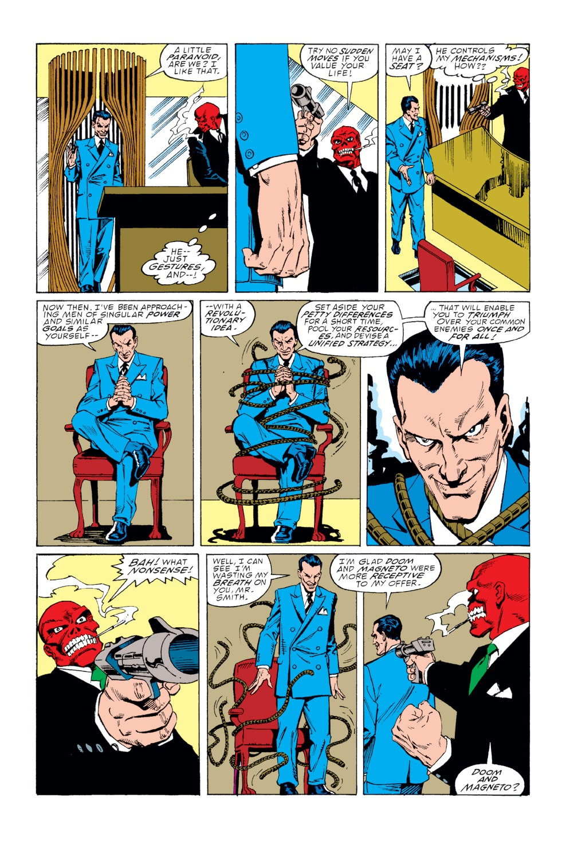 Captain America (1968) Issue #365 #298 - English 4