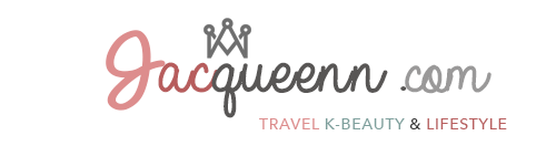 Jacqueenn.com | Travel, K-Beauty and Lifestyle