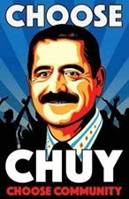 CHOOSE CHUY!