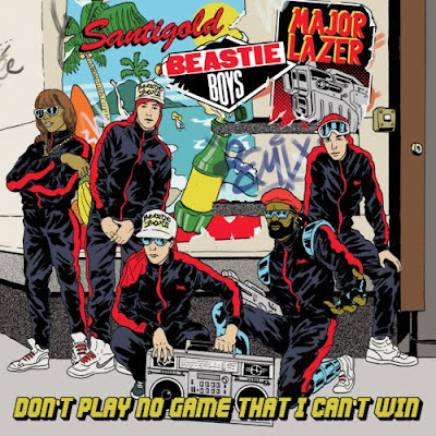 Beastie Boys - Don't Play No Game That I Can't Win
