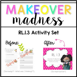 https://www.teacherspayteachers.com/Product/RL13-Common-Core-I-can-describe-characters-settings-and-events-955102