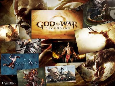 God Of War Ascension Windows 7 Theme