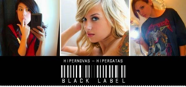 Hipernovas: Hipergatas - Black Label #01 (60 Imagens)