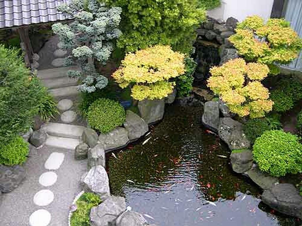 Modern home garden ideas - Modern Homes Garden Designs Ideas