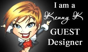 Me a Guest designer!!!  Yippeeee!