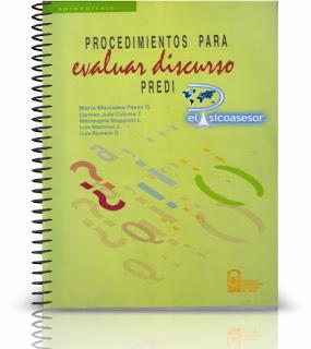 Test PREDI-Procedimientos para evaluar el discurso en Adolescentes-prueba-lectura