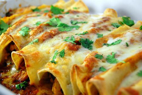 Chicken Enchiladas | Cook'n is Fun - Food Recipes, Dessert, & Dinner ...