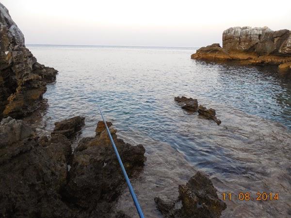 loc de pescuit