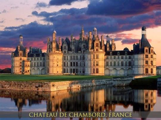 Tempat menarik di Perancis, Interesting Places in France