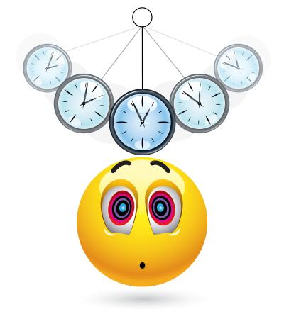 Hypnotized Emoticon | Symbols & Emoticons Facebook Message Emoticons