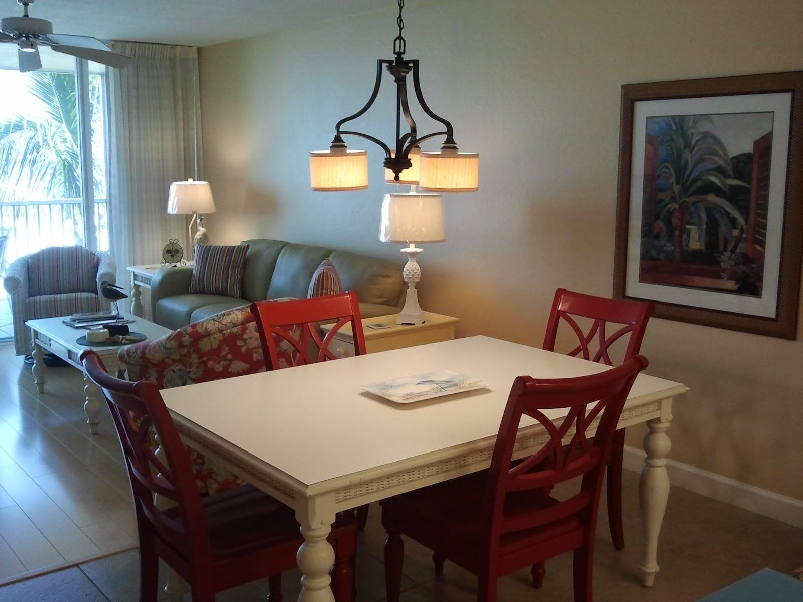 Room Makeover Ideas Beach Condo Home Decor