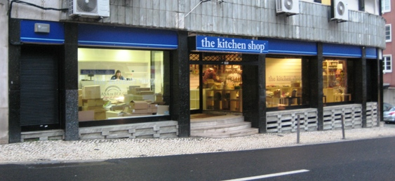 The Kitchen Shop | Casa De Tartas Casa De Bolos The Kitchen Shop