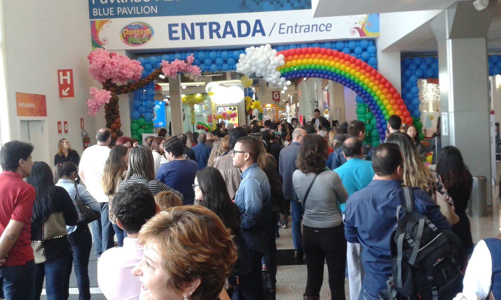 FEIRA - EXPO PARQUES E FESTAS 2018