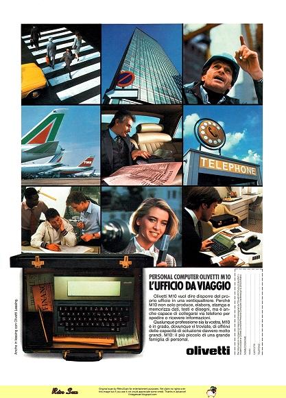 Olivetti M10 (1984)