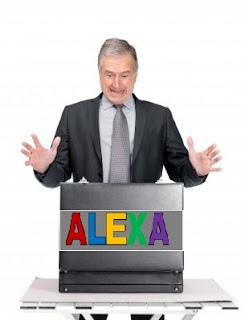 claim blog on alexa