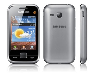 Samsung C3312 Champ Deluxe Duos