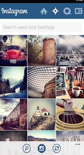 instagram oficial windows phone