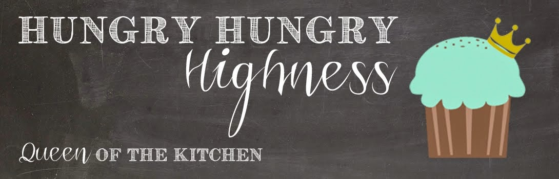 Hungry Hungry Highness