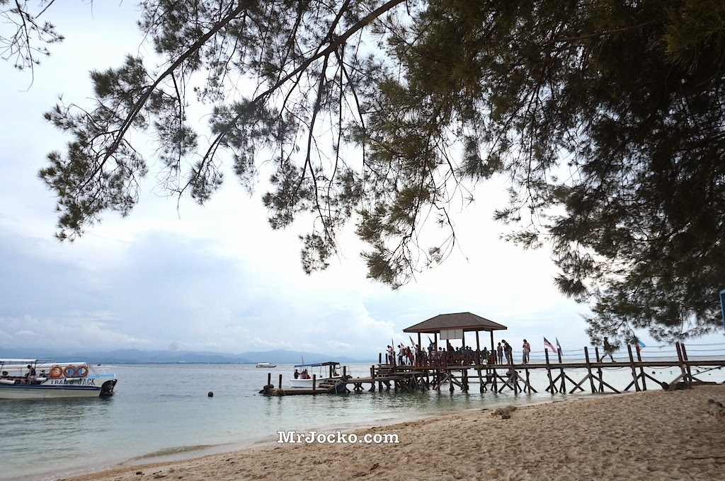 Mamutik_Island_Sabah