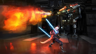 Star Wars: The Force Unleashed II Screenshots 1