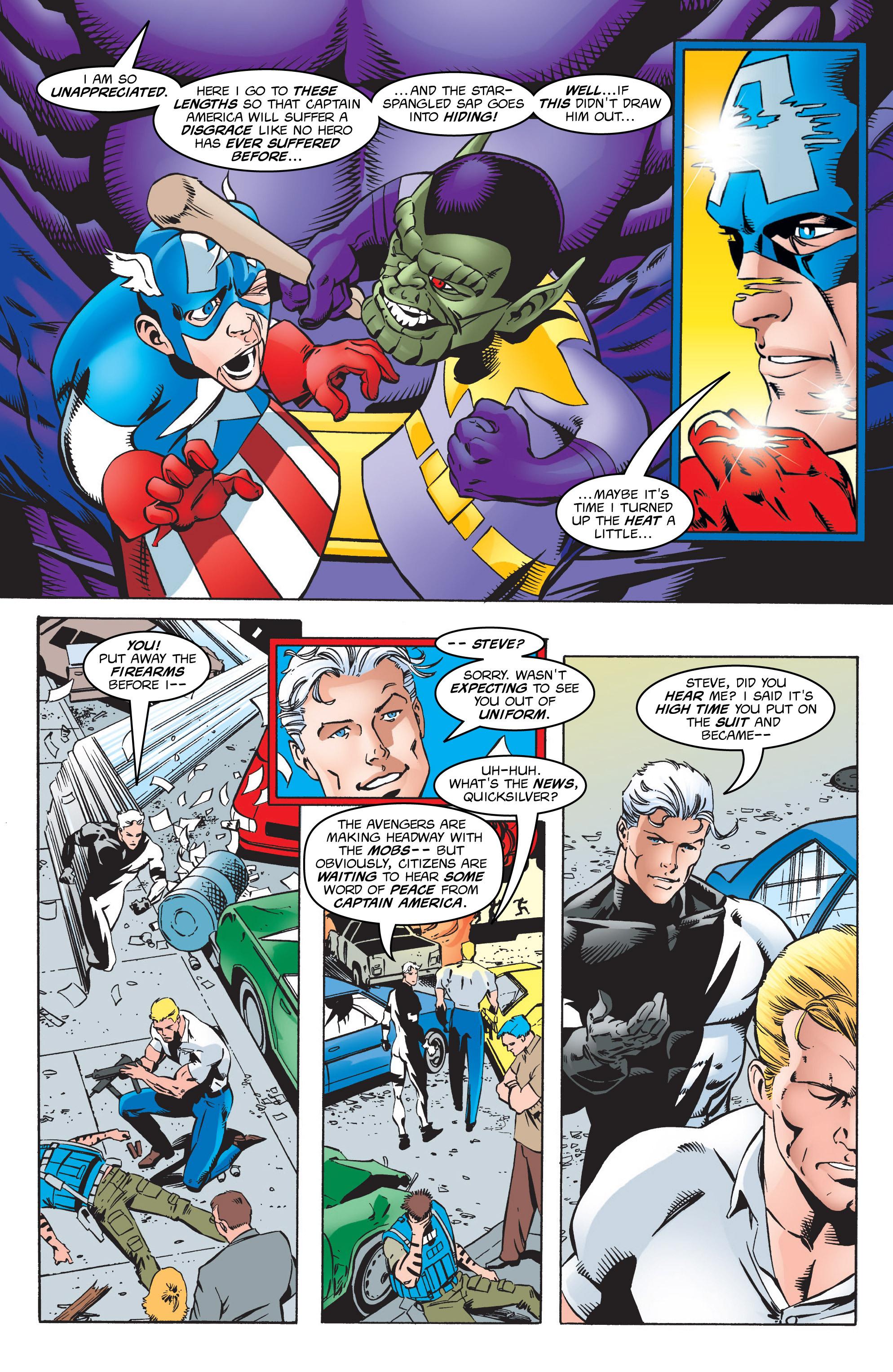 Captain America (1998) Issue #7 #10 - English 10