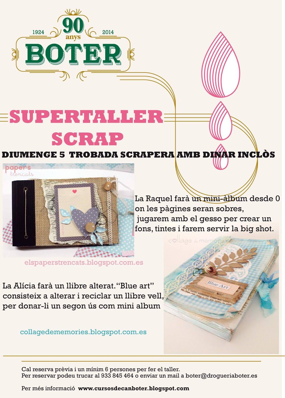 Jornada Scrapera en Boter/Badalona