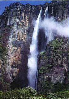 List of the World's Waterfalls by Height