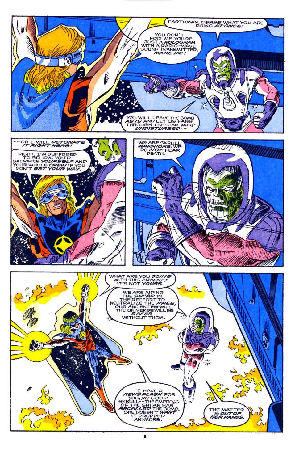 Captain America (1968) Issue #400c #347 - English 6