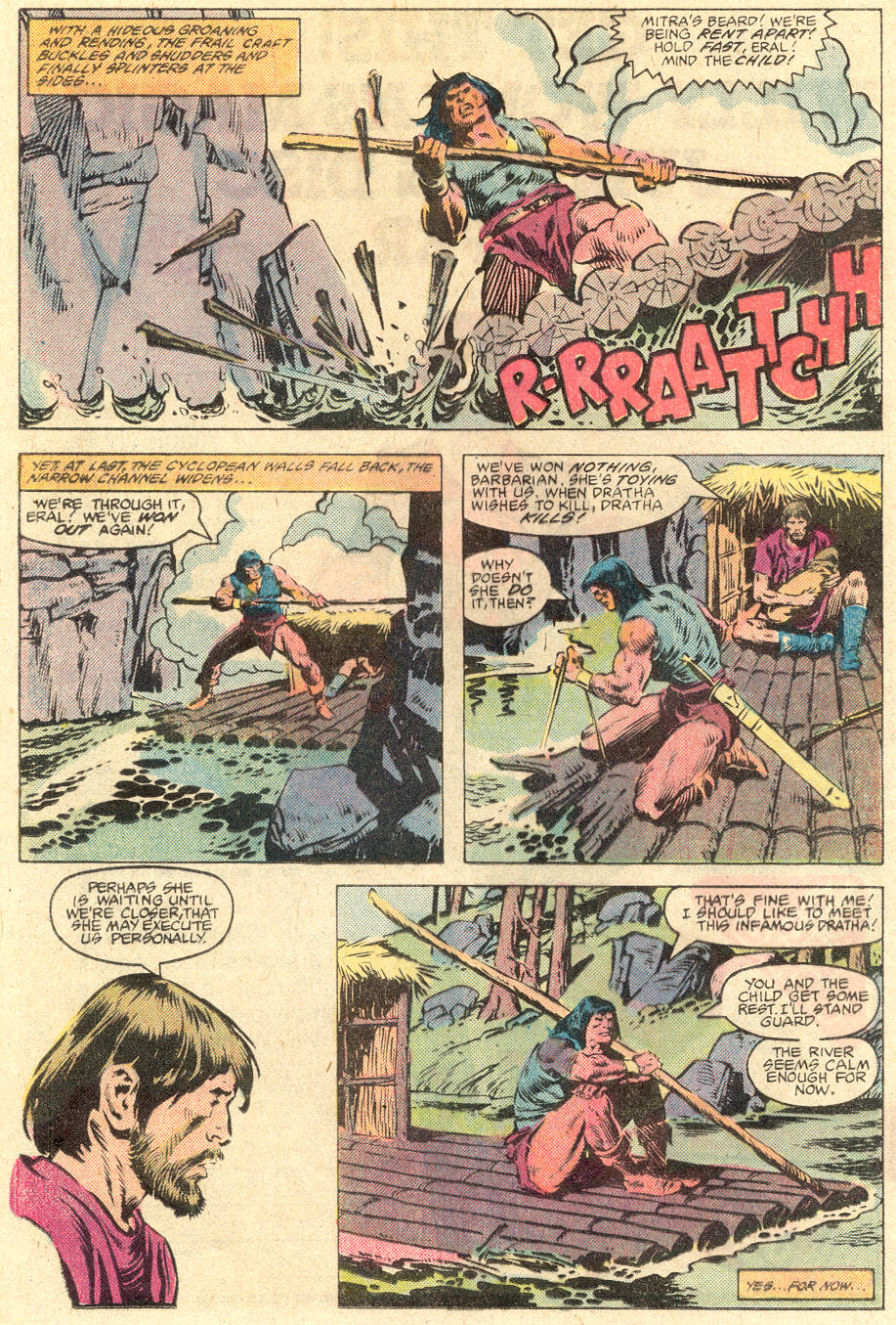 Conan the Barbarian (1970) Issue #136 #148 - English 11