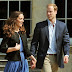 William and Kate return from memorable honeymoon