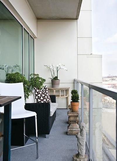 Decorole exterior terraza estrecha for Decorar terrazas alargadas