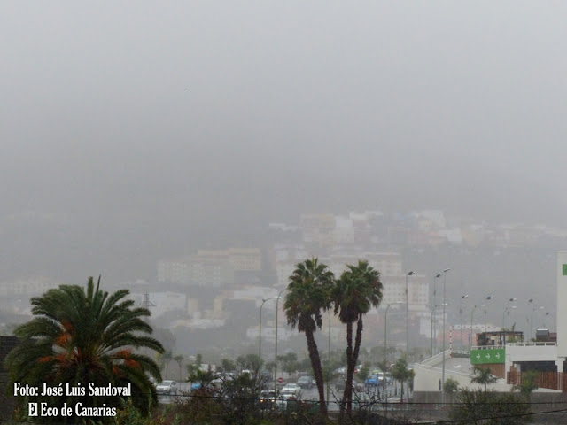 Canarias en el aviso especial de la AEMET (Agencia Estatal de Meteorología)