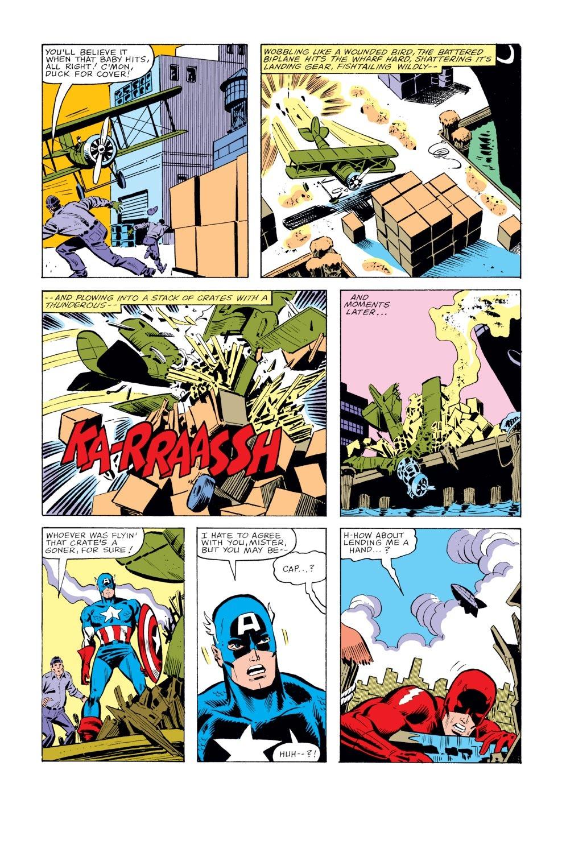 Captain America (1968) Issue #236 #151 - English 9