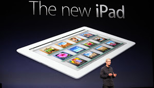 The New I PAD