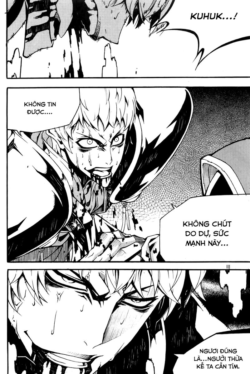 Witch Hunter – Thợ Săn Phù Thủy chap 71 Trang 2 - Mangak.info