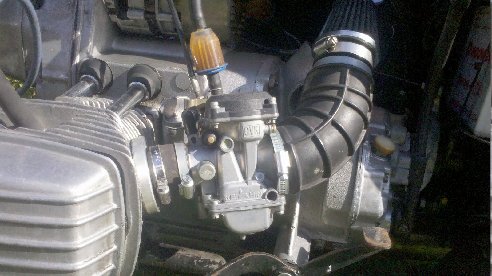 How to reduce fuel consumption 36