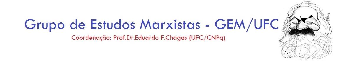 Grupo de Estudos Marxistas - GEM