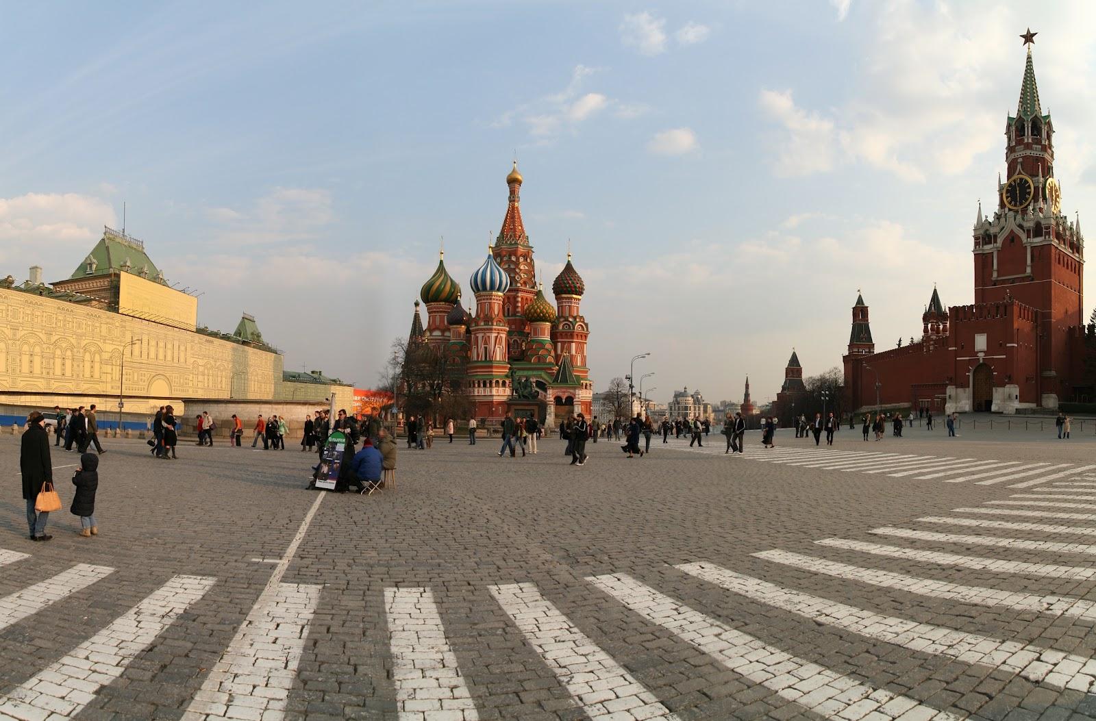 Туры в москву на весенние каникулы