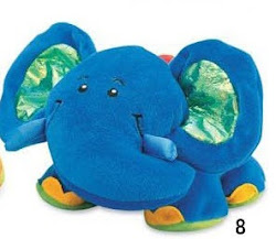 TOLO SOFT TOYS ELEPHANT