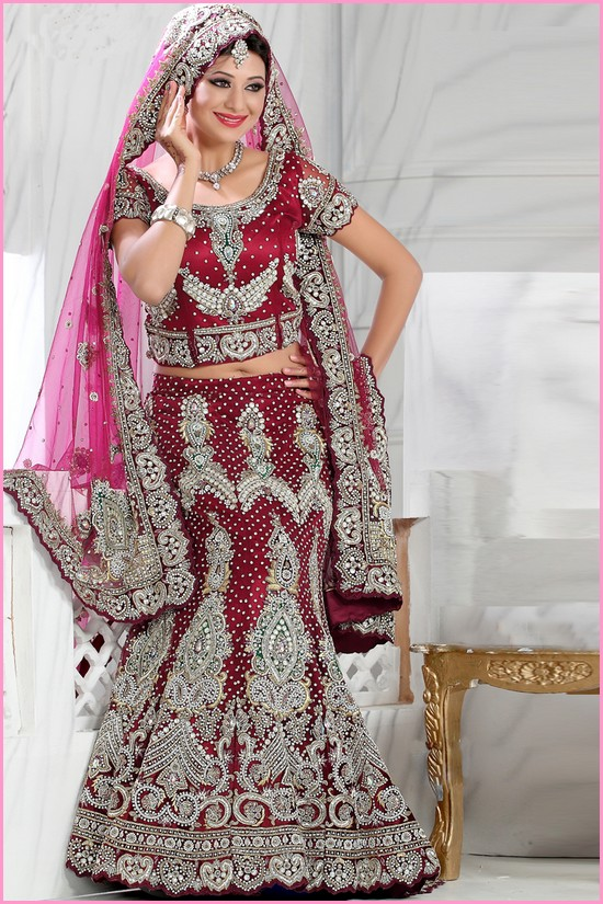 Girl For Look: Indian Wedding Dresses and Wedding Gowns