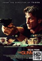 The Gunman (2015) BRrip 720p Subtitulados