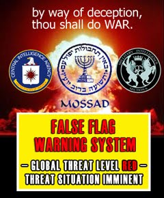 False Flag Warning System