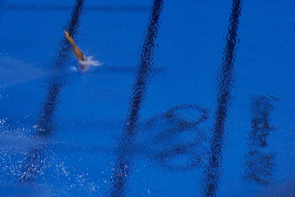 London 2012 Olympic Games Park Aquatics Centre diving