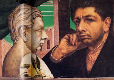 Giorgio de Chirico -  autoportrait