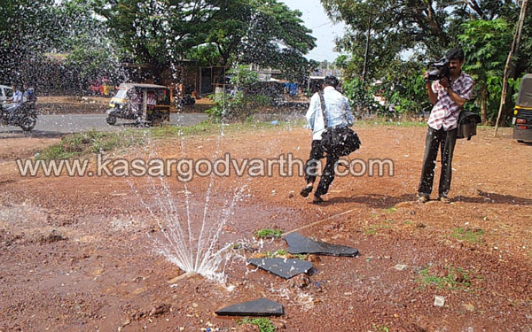Water authority, Employees, Kasaragod, Natives, Vidya Nagar, Thalangara, Pulikunnu, Office, Kerala, Kerala News, International News,