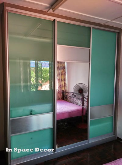 Wardrobe Install in Taman Ampang Indah