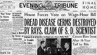 Τι γνώριζαν οι γιατροί το 1934 για τον καρκίνο; Μήπως μας κρύβουν κάτι ; Αξίζει να το δεις