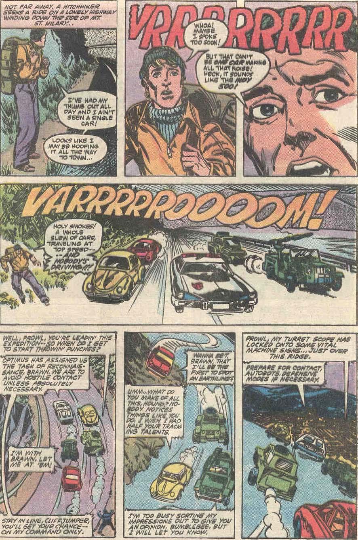 The Transformers (1984) #1 #80 - English 19
