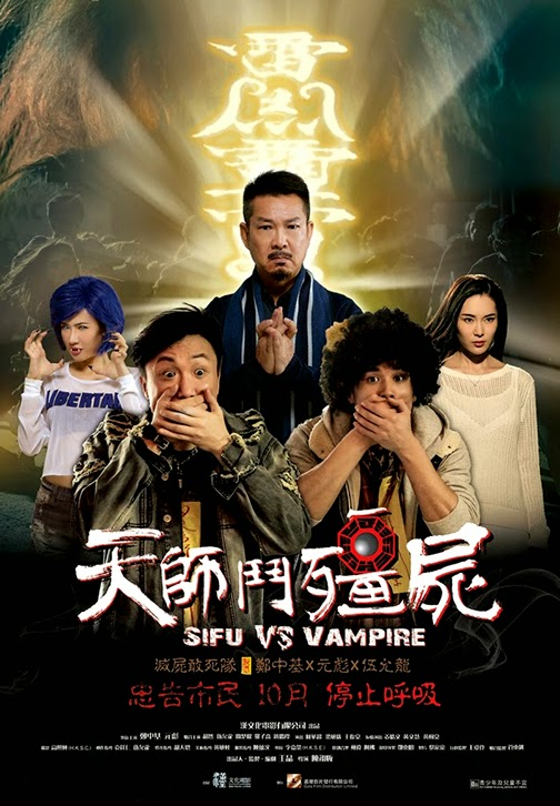 Ông Tôi Là Cương Thi | Sifi Vs. Vampire