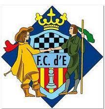 Escudo de la Federación Catalana de Ajedrez